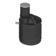 Распределительный колодец (1,1 куб.м) с насосом