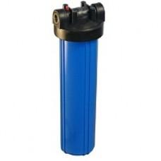 """Корпус фильтра ВВ для холодной воды 20""""(кронштейн,манометр)"""