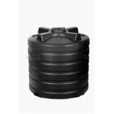 Бак для воды ATV-1500 (черный) с поплавком