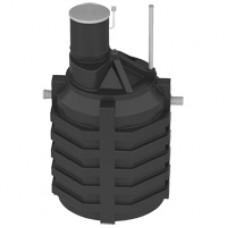 Автономная канализация ЛОС 5 М